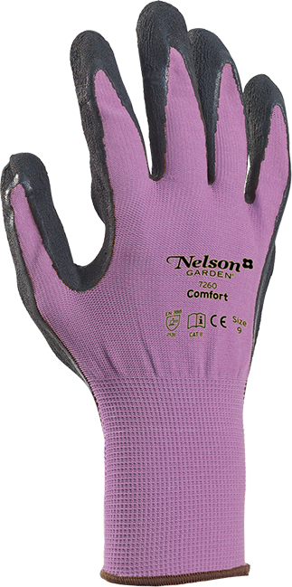 Comfort, violett, svart